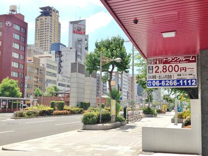 長堀橋駅前店