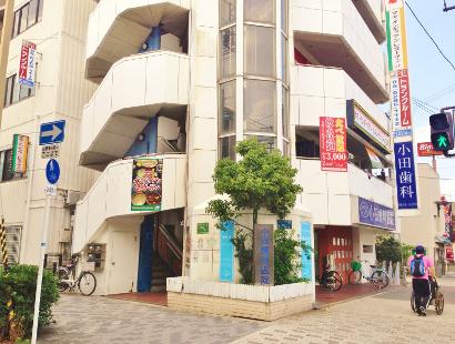 天下茶屋駅前店