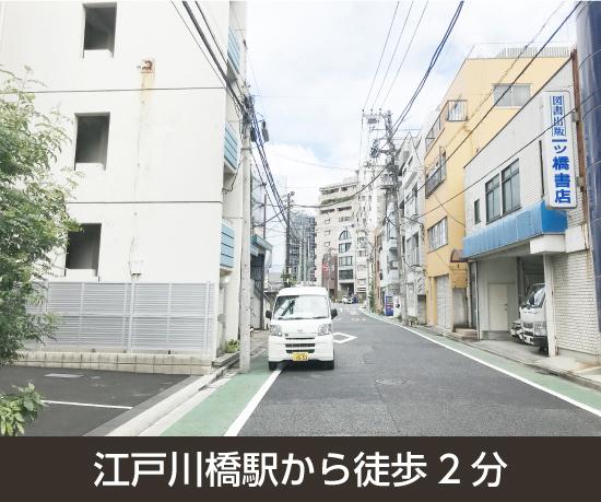 文京江戸川橋駅前店
