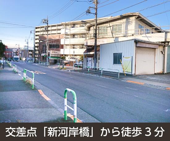 北赤羽駅西店