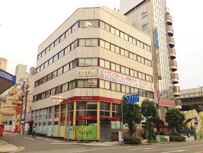 松屋町農人橋店