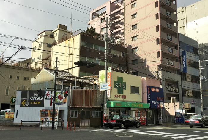 上本町西3丁目店